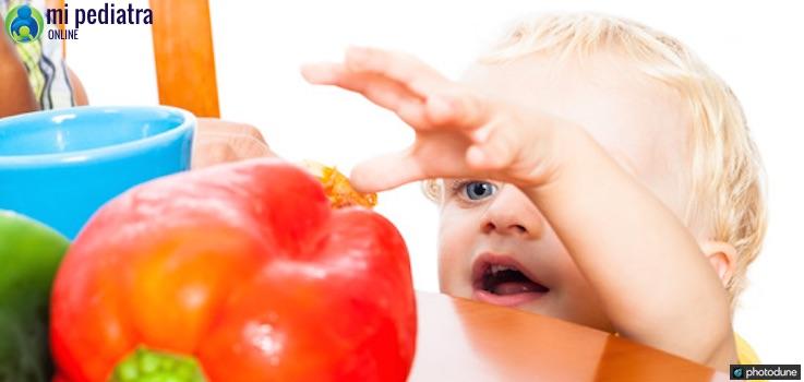 Cómo introducir la Comida sin Triturar en la alimentación del bebé.