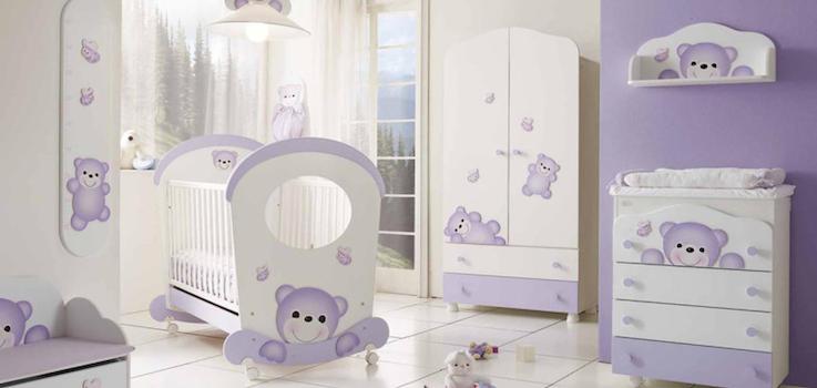 Edad para que un niño duerma en su propio dormitorio
