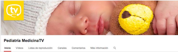 Canal de Pediatría en MedicinaTV