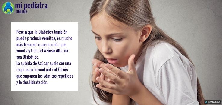 Situaciones en las que un niño puede tener el Azúcar Alta sin ser Diabético