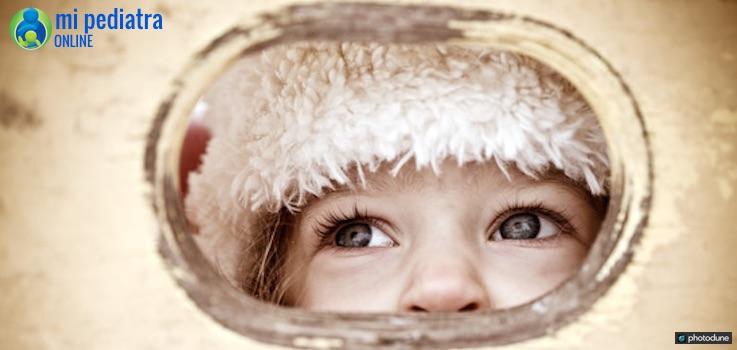 La Mirada transmite mucho sobre el desarrollo de un niño