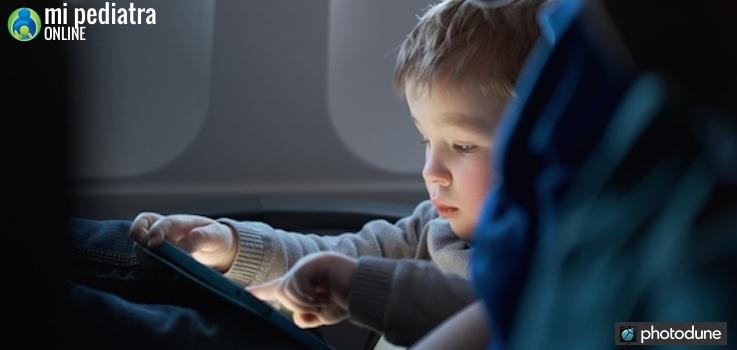 Móviles, tablets y niños