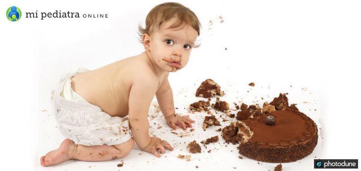 Alergias a alimentos en Bebés