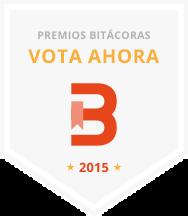 Premio Bitácoras 2015