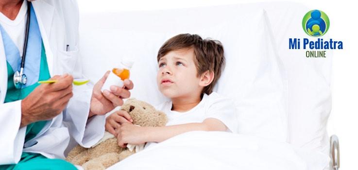 Cuándo dar antibiótico a un niño o bebé