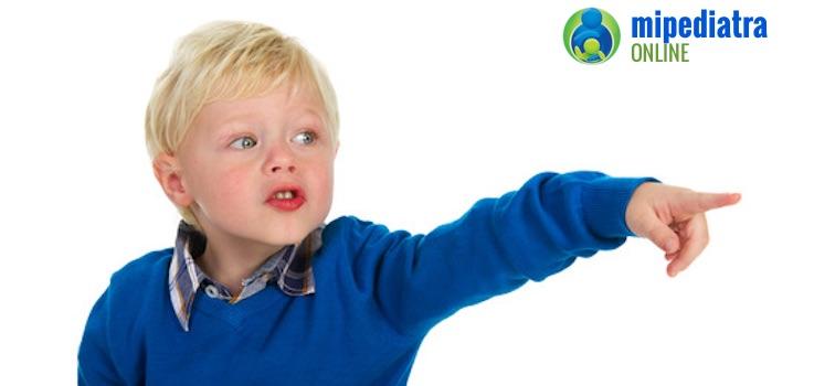 problemas del habla en niños