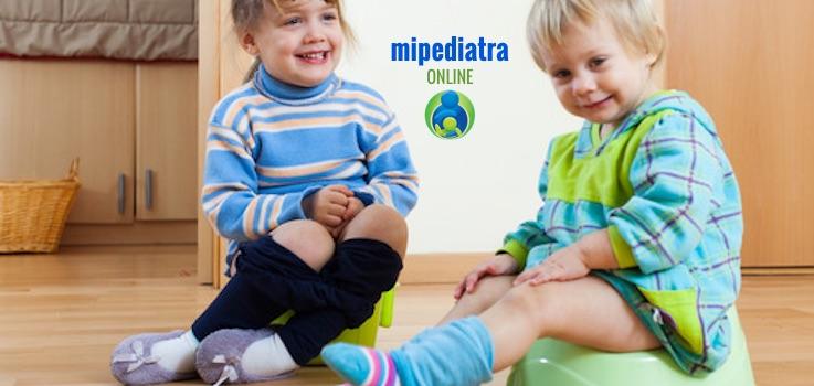 Cómo evitar los problemas al quitar el pañal a un niño