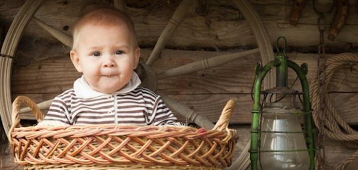 El Moho en la salud de los niños y bebés
