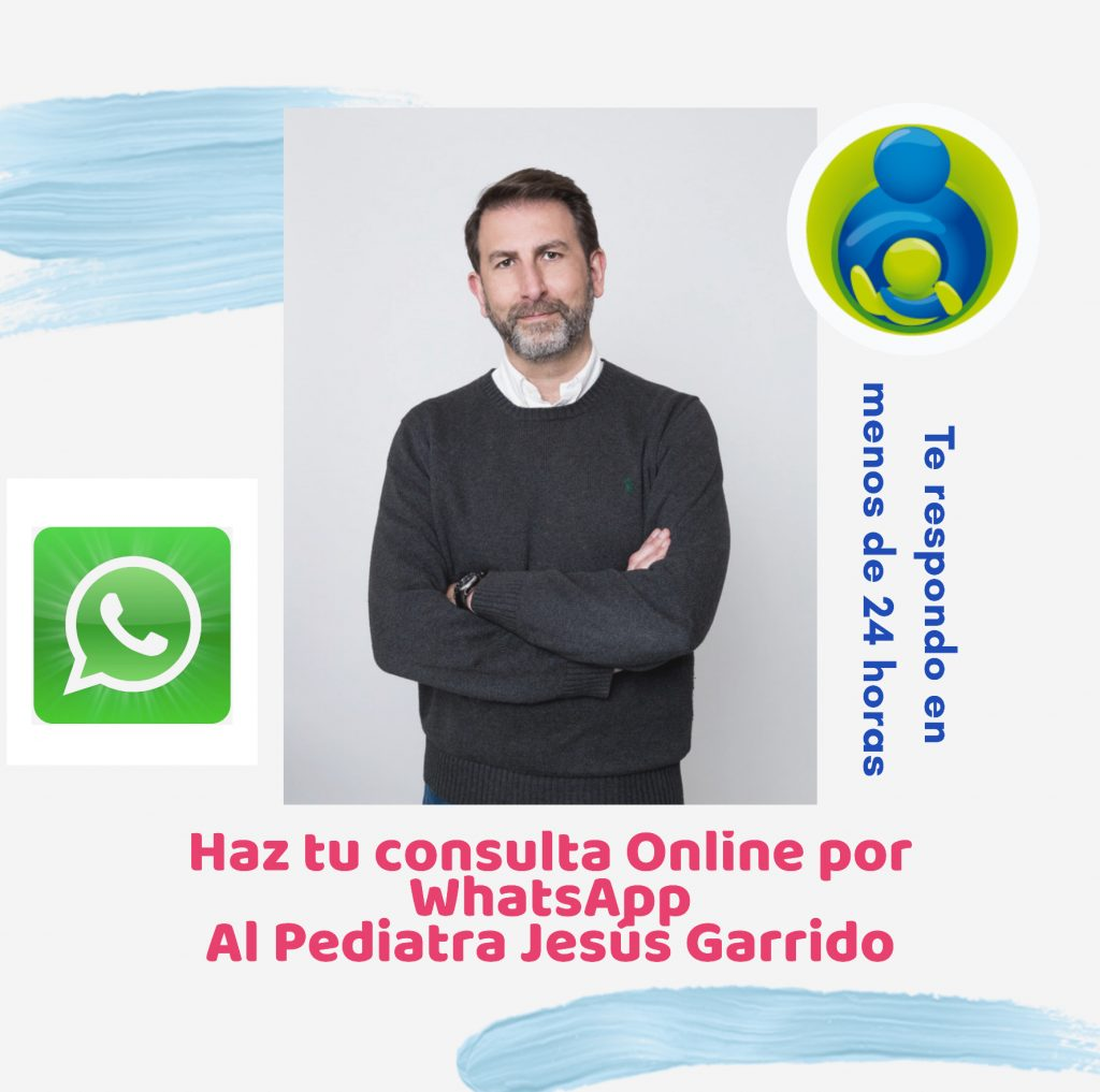 Consulta Online Pediatra Jesús Garrido